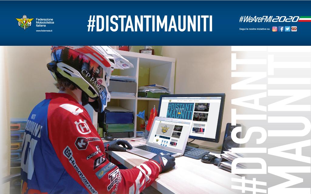 FMI - La campagna #distantimauniti