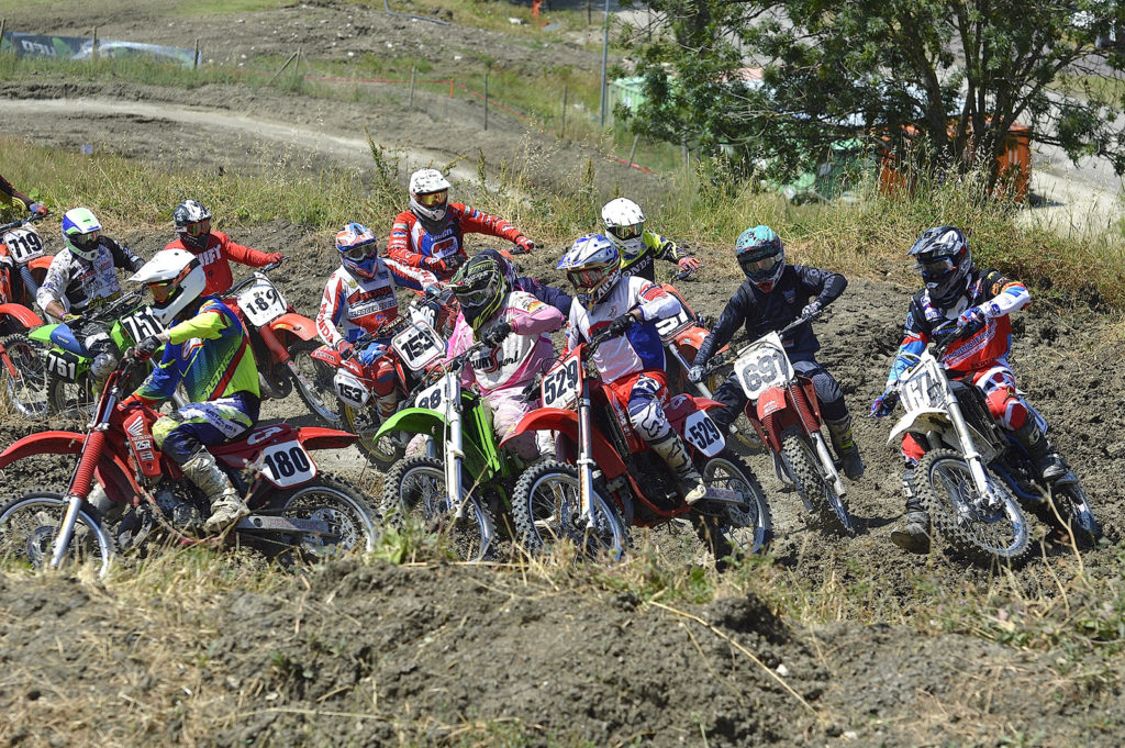 Motocross epoca (ph. Fuoristrada & Motocross d'epoca)