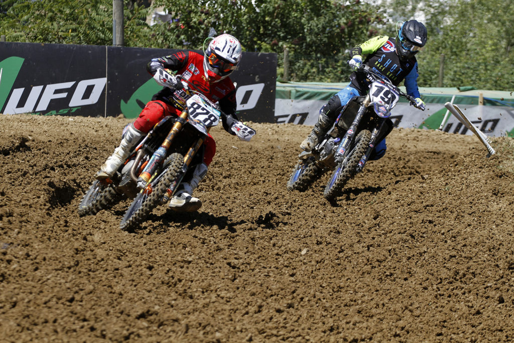 Stefano Pezzuto & David Philippaerts (ph. Motocrossaddiction)