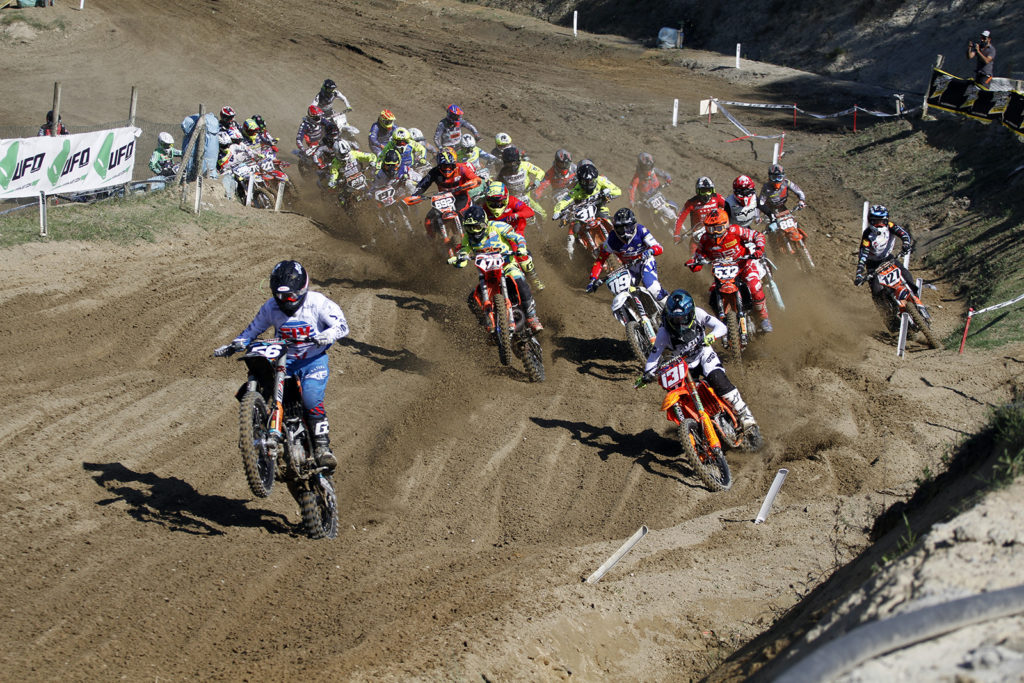 Partenza Fast Mx2 (ph. Motocrossaddiction)