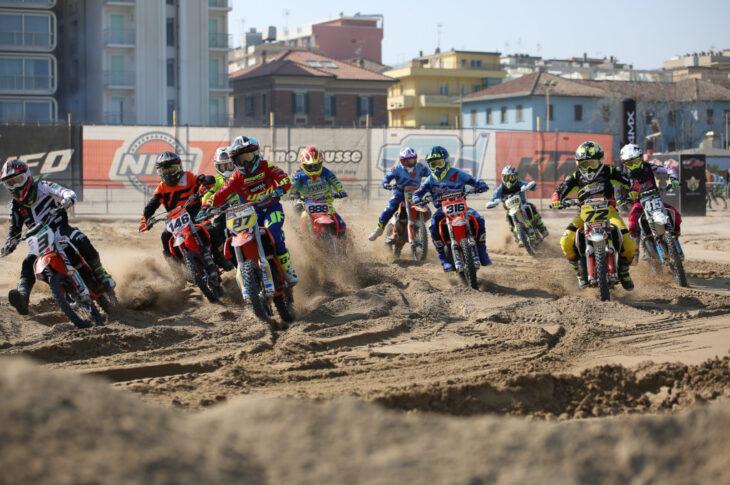 Supermarecross - La partenza di Gabicce Mare 2019 (ph. Peppe Bartolotta)