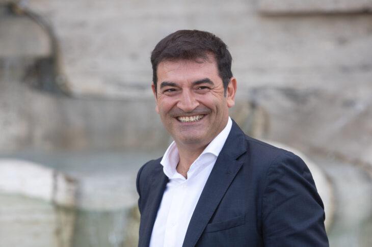 Max Giusti (ph. Luigi De Pompeis)