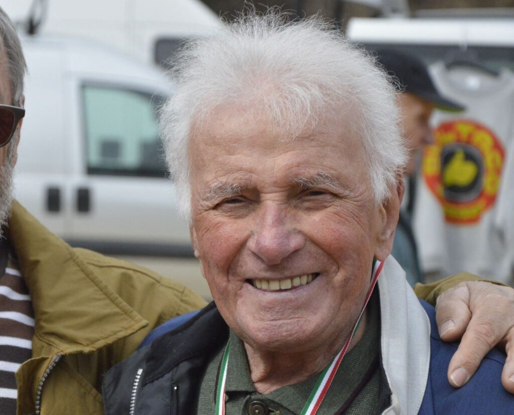 Emilio Ostorero - ph. Fuoristrada & motocross d'epoca