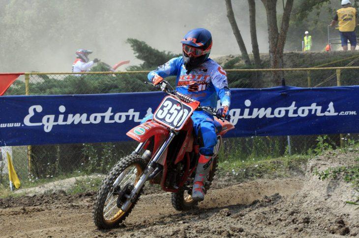 Emanuele Carosi - ph. Fuoristrada & motocross d'epoca