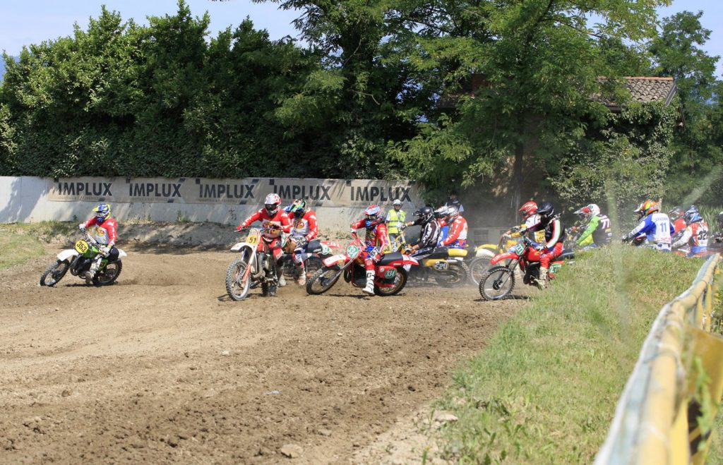 Partenza B & C - ph. Fuoristrada & motocross d'epoca