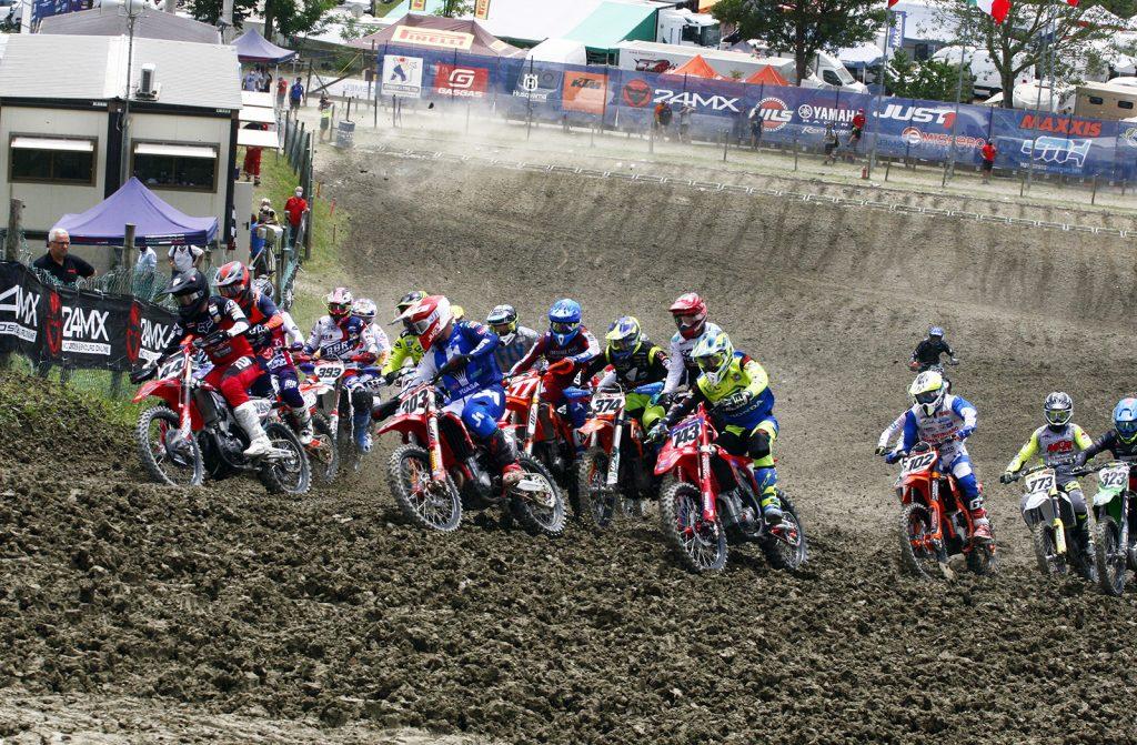 Partenza Mx1 - ph. Motocrossaddiction