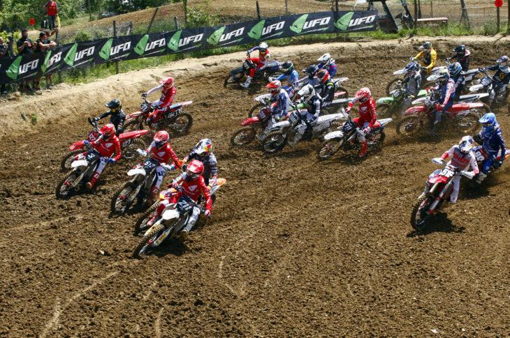 Partenza - ph. Motocrossaddiction