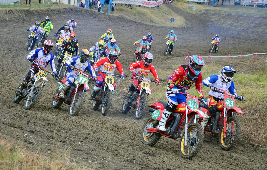 Partenza B-C - ph. Fuoristrada & motocross d'epoca